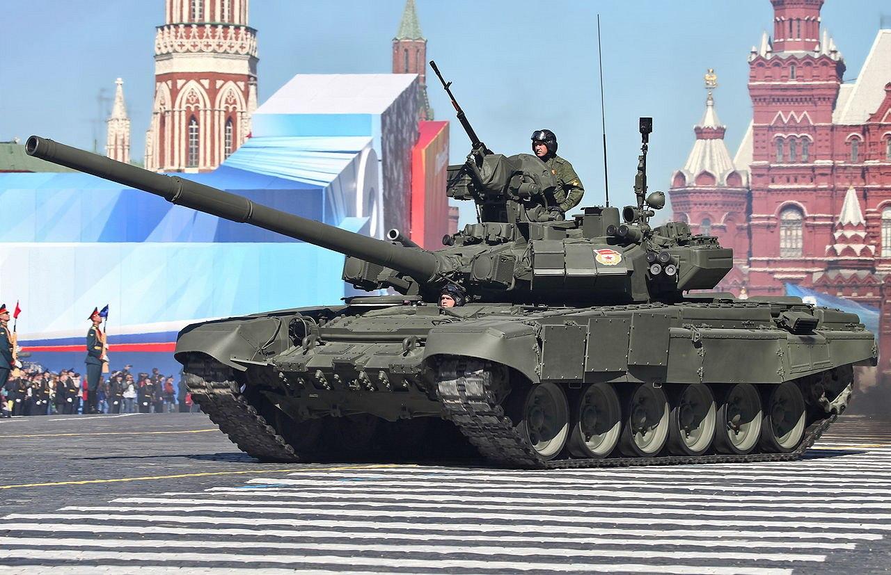 За что министерство обороны не любит танк Т-90