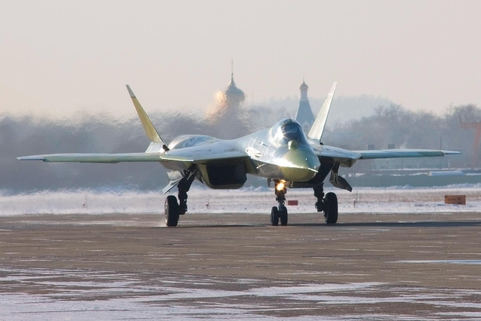ПАК ФА заставит американцев изменить программу развития тактической авиации