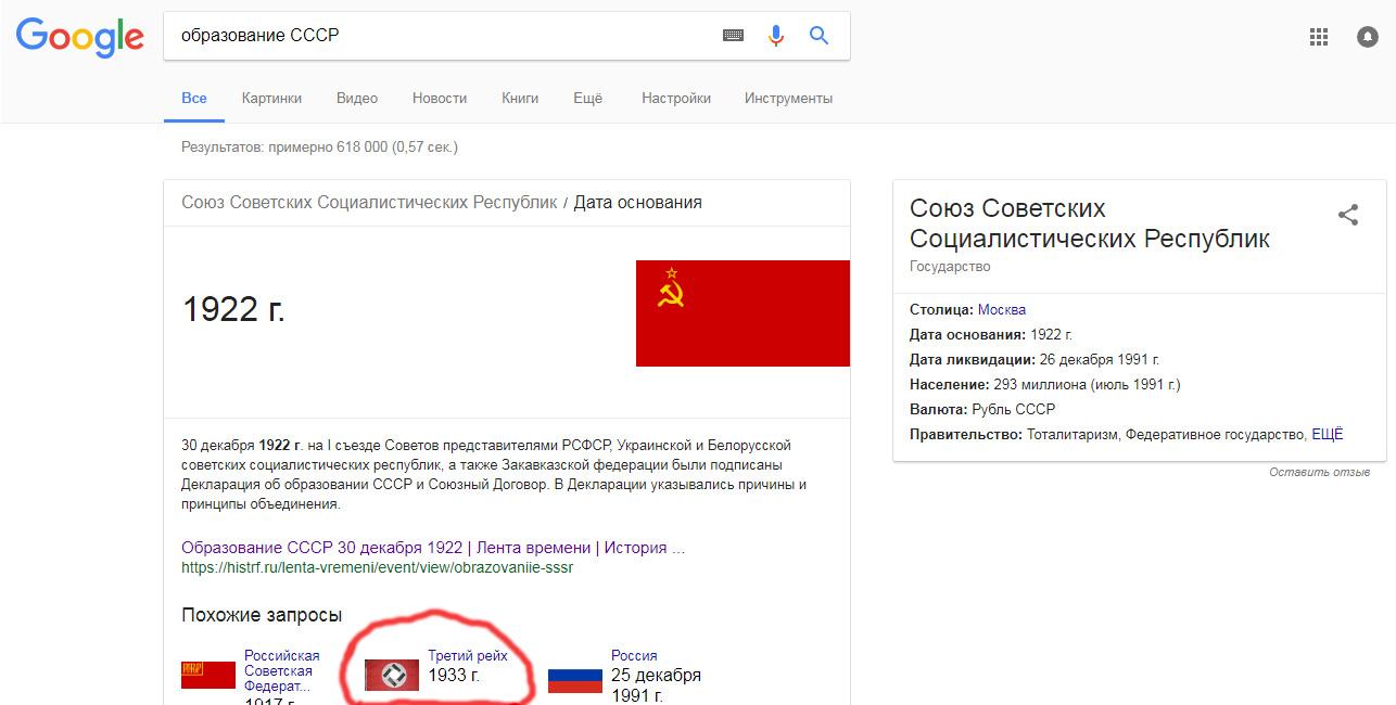 Маленькие шалости Google